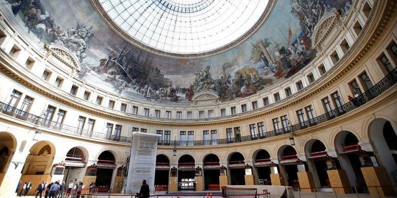 Collection Pinault ancienne CCI Paris