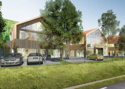 Bâtiment industriel avec bureaux à Athis-Mons