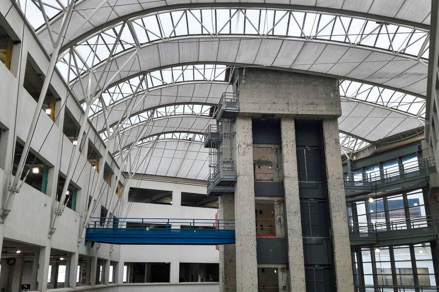 Bureaux 94 Gambetta chantier Atrium