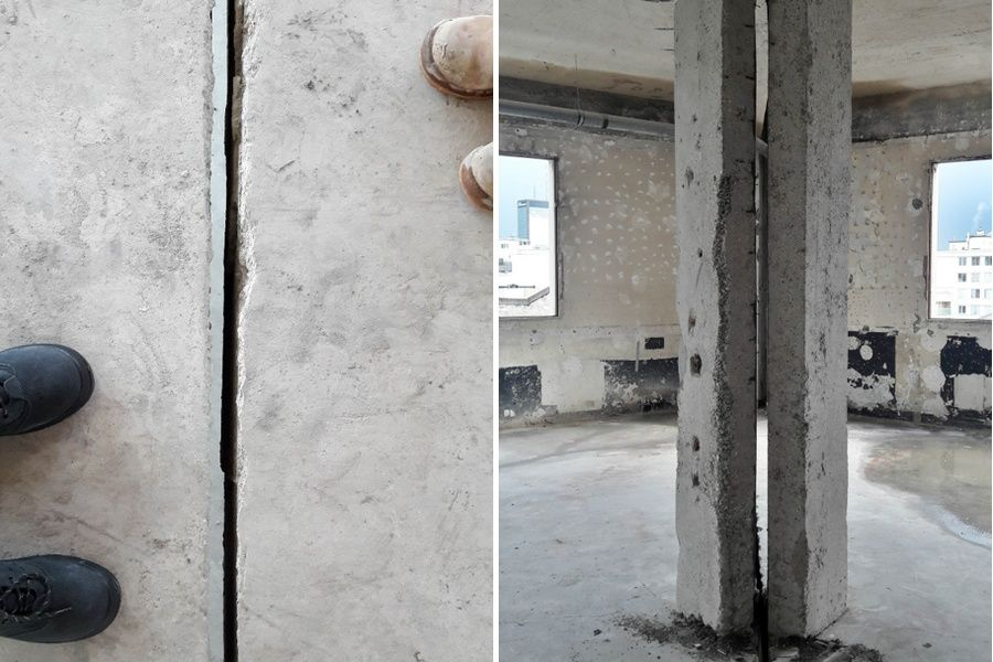 Bureaux 94 Gambetta chantier JD