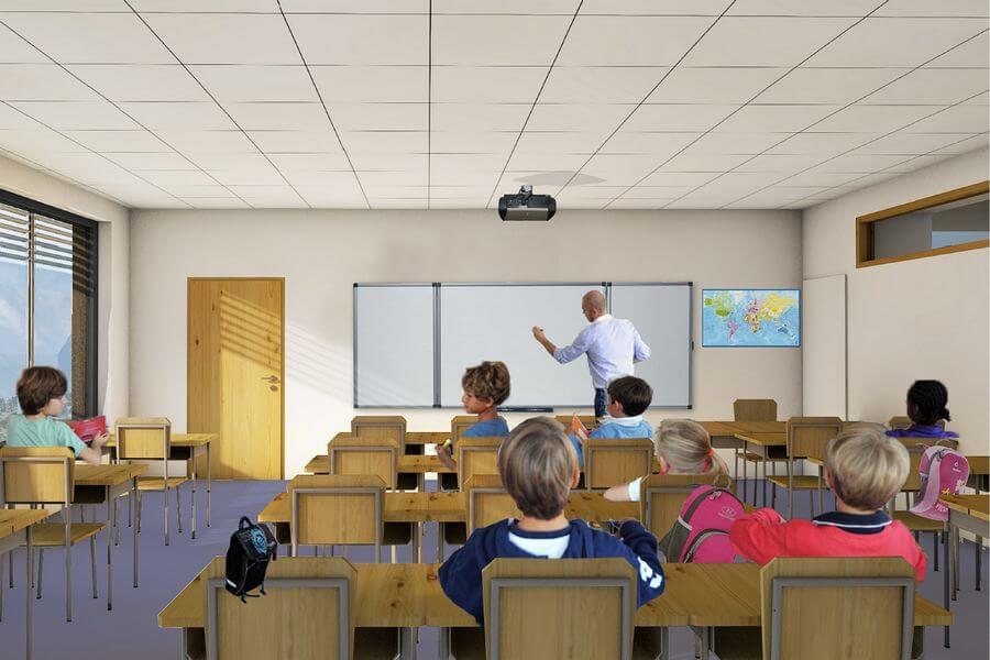 Ecole-Vincent-Indy_Classe