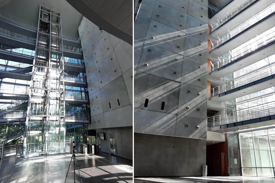 Lycée Confluent C1_Atrium