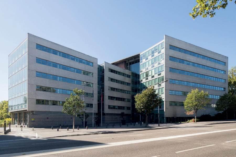 Lycée Confluent C1_Vue rue
