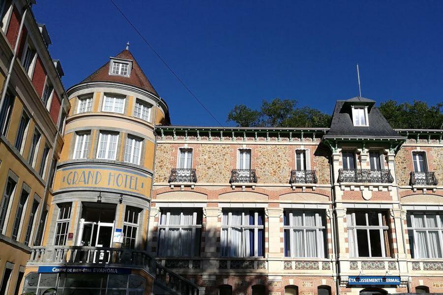 Hotel-Evaux-Façade