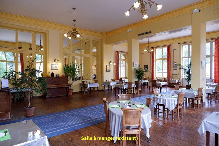 Hotel-Evaux-Salle-manger-existant