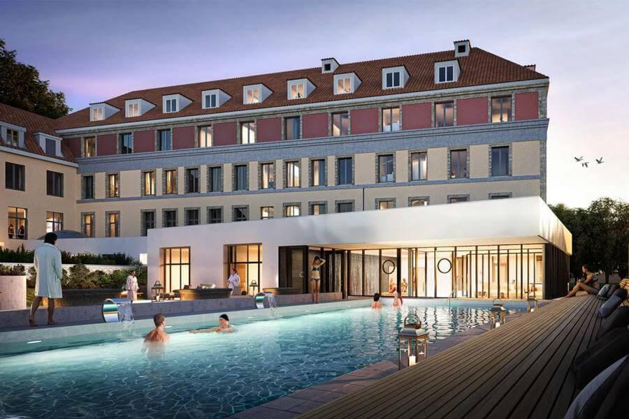 Hotel-Evaux_Perpective